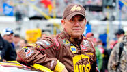 "Dale Jarrett and the late Glenn ""Fireball"" Roberts were among those in the newest five-member class elected Wednesday to the NASCAR Hall of Fame."