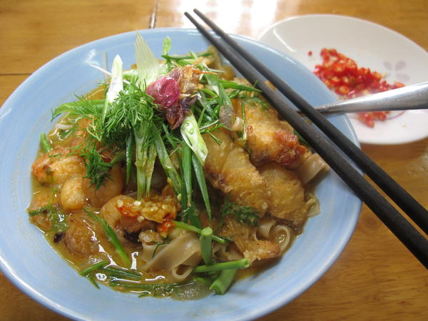 Among featured dishes at the World Street Food Jamboree will be prawns and noodles from Vietnam.