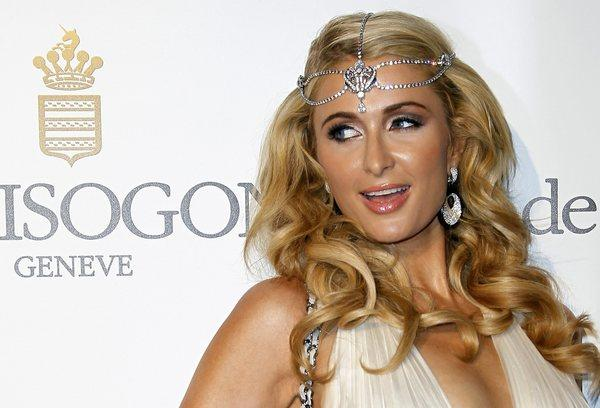 Paris Hilton has something to celebrate: She's signed a record deal with Cash Money Records.