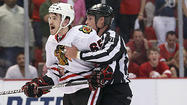Some unkind, impolite words shouldn't be the catalyst for Andrew Shaw to go from mere agitator to teeth-clenched, unrestrained, blinding rage.