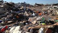 Wichita man helps restore normalcy in Moore, Oklahoma