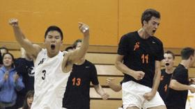 South Pasadena High boys' volleyball takes fifth versus La Jolla