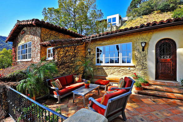 Home of the Week: 1920s Spanish Revival in Hollywood Hills