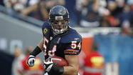 After playing his entire 13-year NFL career with the Bears, Brian Urlacher announced his retirement Wednesday. Boiling his career down to his five most memorable games is tricky, but here's what made our list.