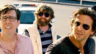 Review: 'Hangover Part III' is just one long headache