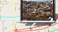 Interactive map: Damage along the Moore, Okla., tornado's path
