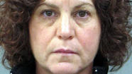 Lake County authorities have dismissed a theft case against the former Barrington High School fine arts chairwoman.