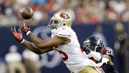 San Francisco's Michael Crabtree has surgery to repair torn Achilles' tendon