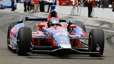 Red-hot Andretti racing team will be one of the focal points of ABC's Indy 500 coverage