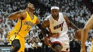 <b>Live updates:</b> Indiana Pacers at Miami Heat