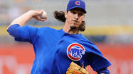PITTSBURGH -- Chicago Cubs right-hander Jeff Samardzija was seeking his third victory tonight, facing Pirates left-hander Francisco Liriano at PNC Park.