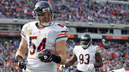 Brian Urlacher revolutionized the middle linebacker position in the NFL.