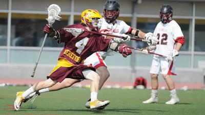 Déjà vu for Glenelg boys lacrosse in state finals