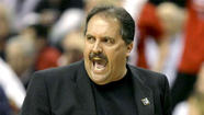 Former Orlando Magic coach Stan Van Gundy doesn't think Dwight Howard was happy with his role with the Lakers in their recent season.