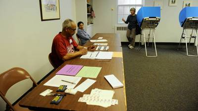 Despite high-profile races, Lehigh Valley turnout lackluster