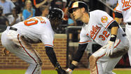 Earlier this week, the Orioles were spiraling out of the American League East race, couldn't win at home and were watching helplessly as their staunch bullpen faltered and their starters routinely checked out early.