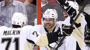 Penguins blowout Senators, 7-3