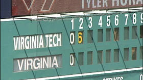 Virginia Tech beats baseball rival Virginia in first ACC Tournament meeting