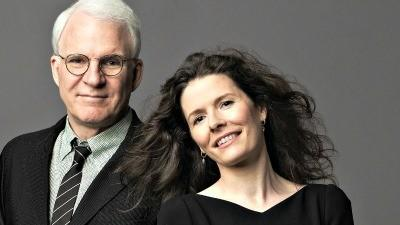 Steve Martin and Edie Brickell: Splendor in the bluegrass