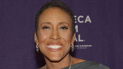 Robin Roberts memoir coming next year