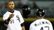Hector Santiago gave the White Sox a consolation prize Wednesday night as he pitched six innings of three-hit ball on only three days' rest.