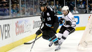 In Game 4, Kings find Sharks' Joe Thornton an unstoppable force