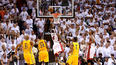 Miami Heat survive opener against Indiana Pacers in OT