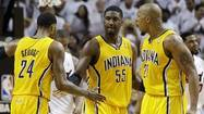 Video: Hibbert on Pacers' loss, 'We feel horrible'