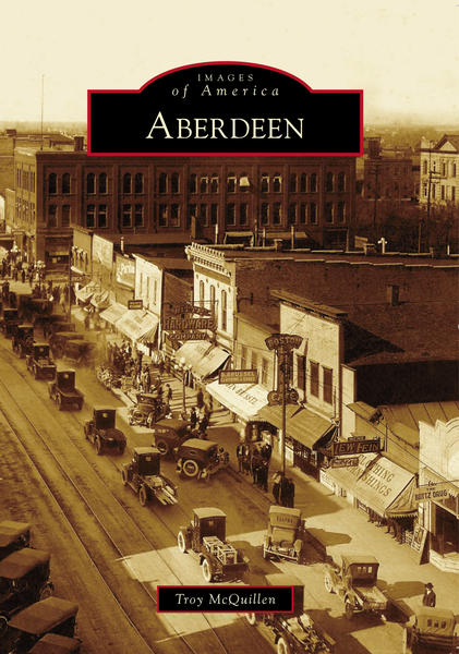 A new book about Aberdeen has just been published. It's priced at $21.99.