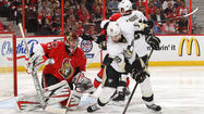 James Neal and Jarome Iginla each had two goals to help lift the Pittsburgh Penguins to a 7-3 Game 4 win over the Ottawa Senators at Scotiabank Place.