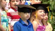 BRANSON, Mo. - A local preschool graduate has a lot more to celebrate than just the end of the school year. Tim and Gillian Hendrix weren't sure if they would see their son Cooper graduate preschool.