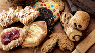 Get a free pastry or sweet treat at Panera Bread when you join the chain's reward program.