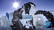 EN FOTOS: Antarctica: Empire of the Penguin en SeaWorld