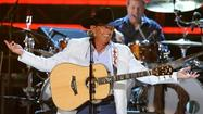 "George Goes ""Strait"" To Top Of Charts"