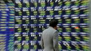 Wall Street followed Europe in a broad sell-off following a 7.3% overnight plunge in Japan's stock market.