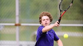 Mount St. Joe tennis completes two-year title run