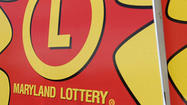 Two winning Powerball tickets — one from Baltimore City, one from Calvert County, and each with a second-tier prize of $1 million — were pulled from Wednesday night's drawing, said the Maryland Lottery and Gaming Control Agency on Thursday.