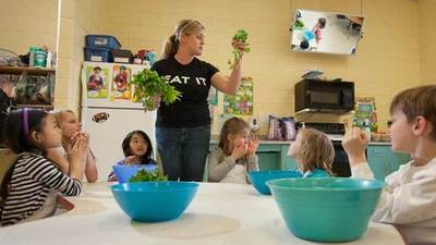 Maryland Family Summer Cooking Club with Howard County Chef