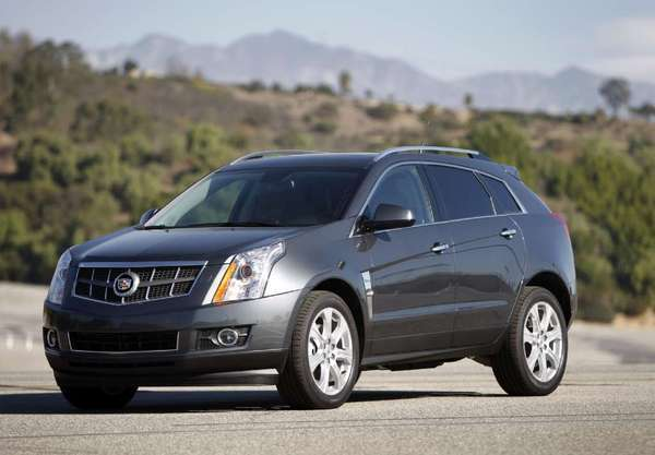 gm recalls some caddy srx crossovers for wing nuts that. Black Bedroom Furniture Sets. Home Design Ideas
