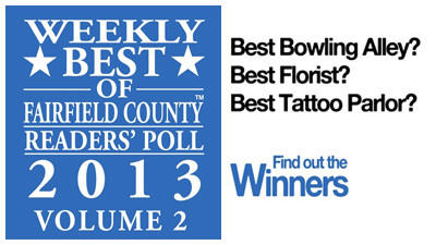 Best of Fairfield County Readers' Poll 2013 - See all of the winners here!