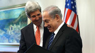 "<span class=""runtimeTopic"">JERUSALEM</span>  -- Wrapping up his fourth Holy Land trip in three months, Secretary of State John F. Kerry voiced optimism Thursday that his low-profile campaign to relaunch U.S.-brokered peace talks is making headway."
