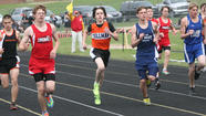 Photos: J-L and St. Mary track at Regional Finals