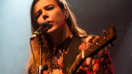 Peppy Of Monsters and Men play predictable set at Aragon