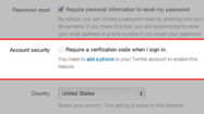 Twitter adds two-step verification option to help fend off hackers