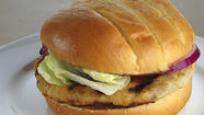 Burger King Turkey burger