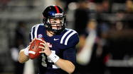 Quarterback Bo Wallace will lead Ole Miss this season