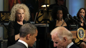 Carole King honored with Gershwin Prize
