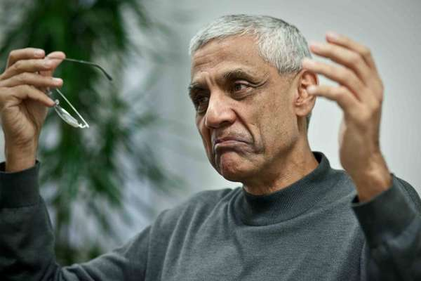 Vinod Khosla, co-founder of Khosla Ventures.
