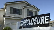 Foreclosure rates in Hampton Roads decreased for the month of March compared to the same month last year, according to data released Thursday from CoreLogic.