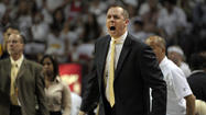 Indiana Pacers coach Frank Vogel is not backing down. If anything, he feels even stronger about his team's chances after Wednesday night's 103-102 overtime loss to the Miami Heat in Game 1 of the Eastern Conference finals.